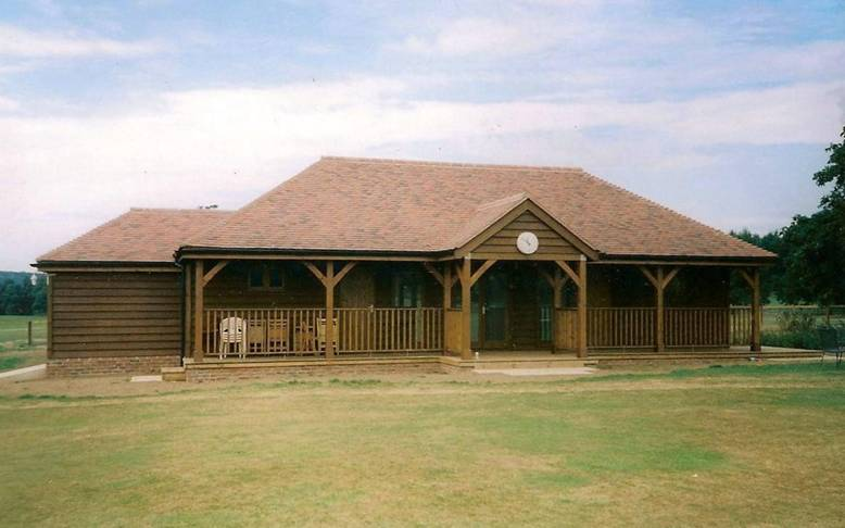 Timber Pavilions Oak Frame Style Bolton Buildings