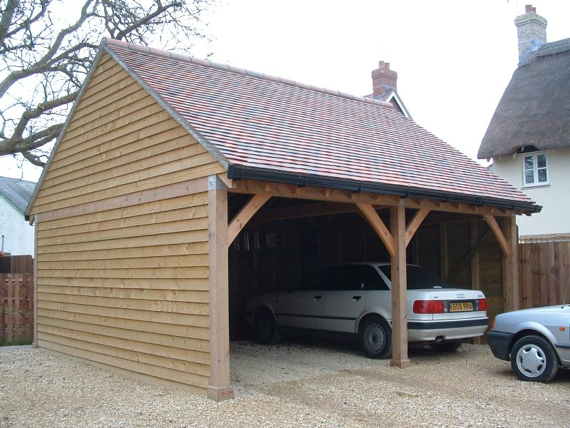 Bolton buildings uk supplier diy garage carport system for 2 bay garage